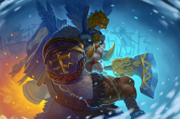 Cosmetic icon Hammer of the Guarded Word Loading Screen.png
