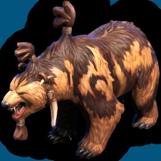 Lone Druid Spirit Bear model.png