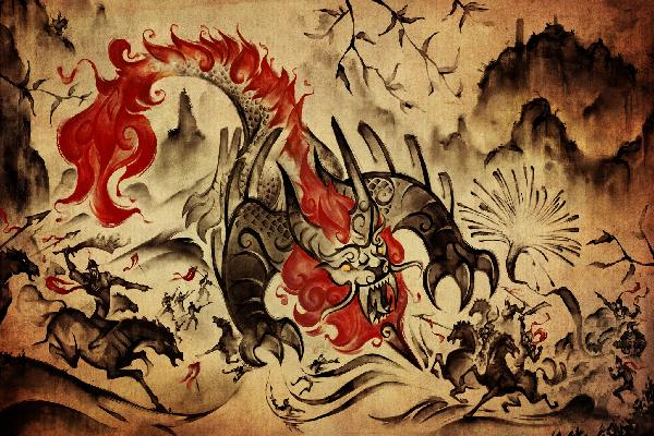 Загрузочный экран: Battle of the Year Beast