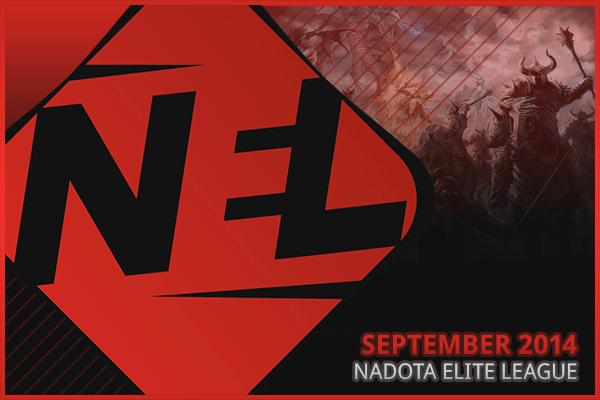 NADota Elite League September