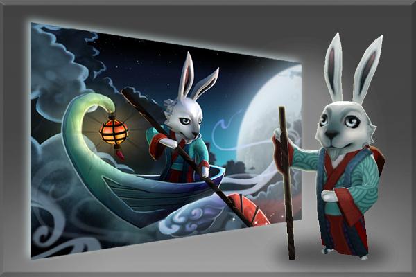 Комплект «Mei Nei Jade Rabbit»