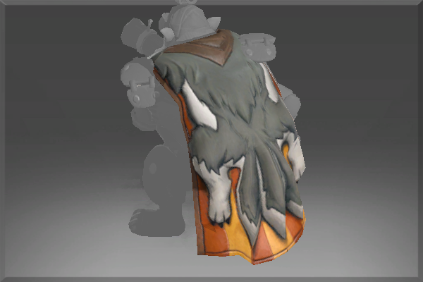 Pelt of the Howling Wolf