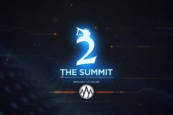 Загрузочный экран: The Summit 2
