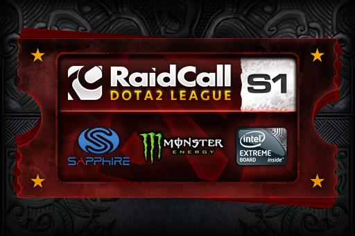 RaidCall Dota 2 League