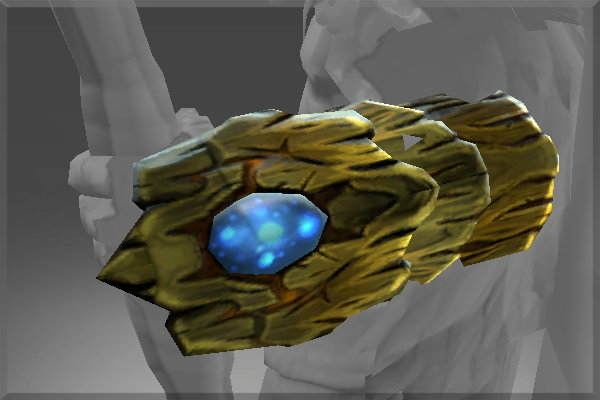 Cosmetic icon Ironwood Arms of the Fungal Lord.png