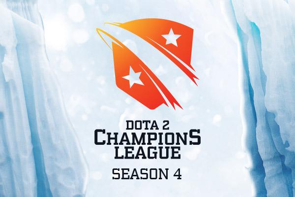 Ingresso: Dota 2 Champions League – 4ª Temporada