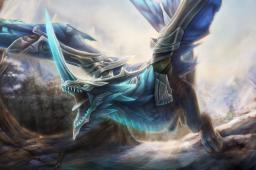 Загрузочный экран: Elder Myth