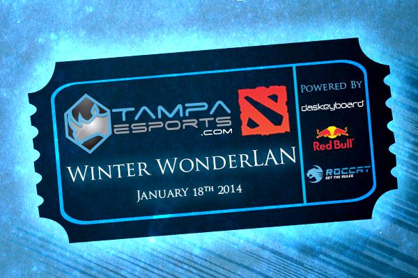 Tampa eSports Winter WonderLAN 2014