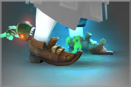 Waterlogged Kunkka Shoes