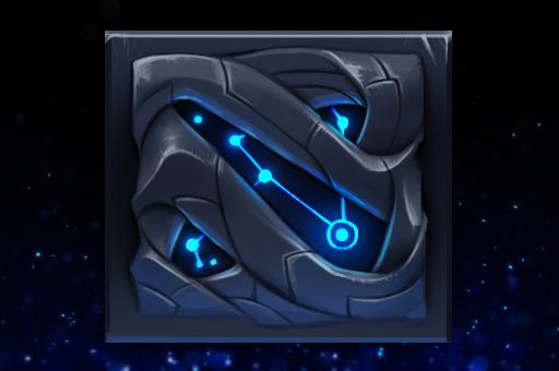 Стиль интерфейса: Azure Constellation