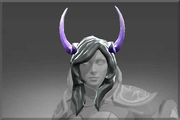 Cosmetic icon Compendium Umbra Rider Hair.png