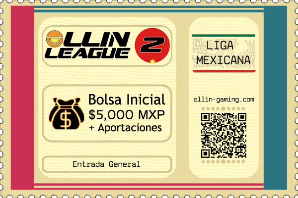 Ollin League Season 2