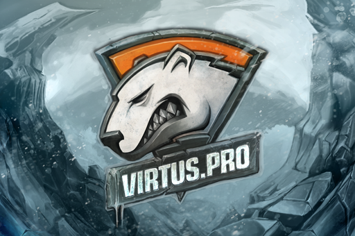 Стиль интерфейса «Virtus.pro»