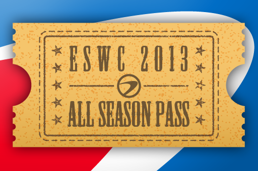 Electronic Sports World Cup 2013 (Ticket)