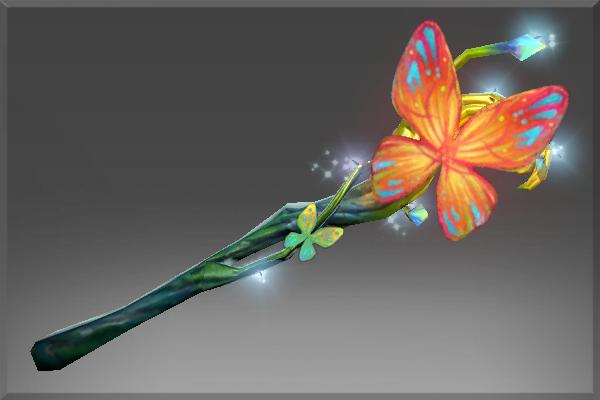 Fluttering Staff