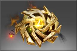 Fulcro do Caos Dourado