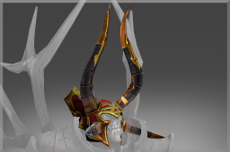 Cosmetic icon Eternal Horns of the Daemon Prince.png