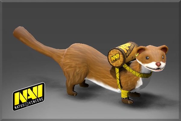 Cosmetic icon Na'Vi's Weaselcrow.png