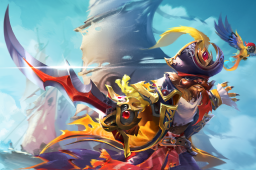 Загрузочный экран: Tales of the Windward Rogue