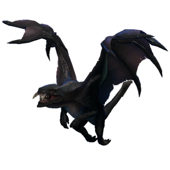 Ancient Black Dragon model.png