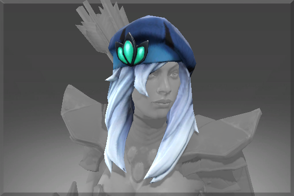 Cosmetic icon Lone Traveler's Beret.png