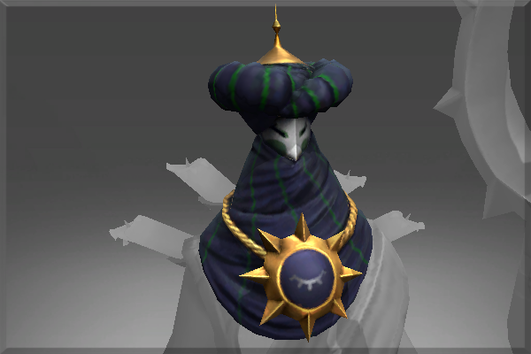 Cosmetic icon Cap of the Cunning Augur.png