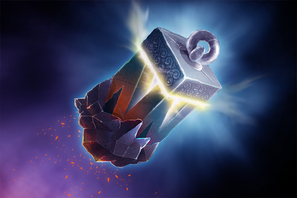 Treasure of the Fractured Prism