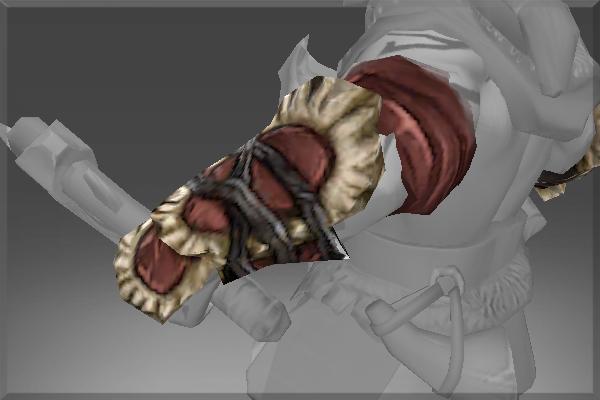 Red Talon Bracers