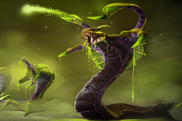 Загрузочный экран: Venomous Deathbringer