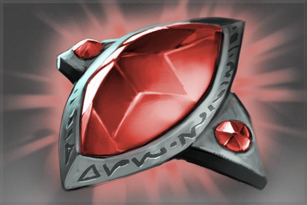 Призматический: Красный