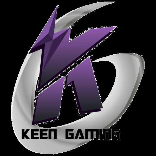 Team logo Keen Gaming.png