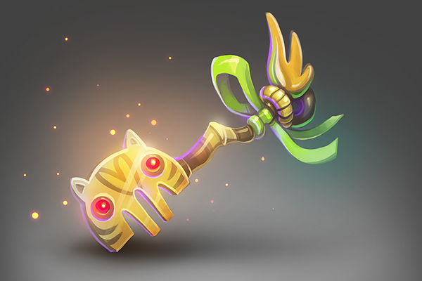 Cosmetic icon Catakeet Chest Key.png