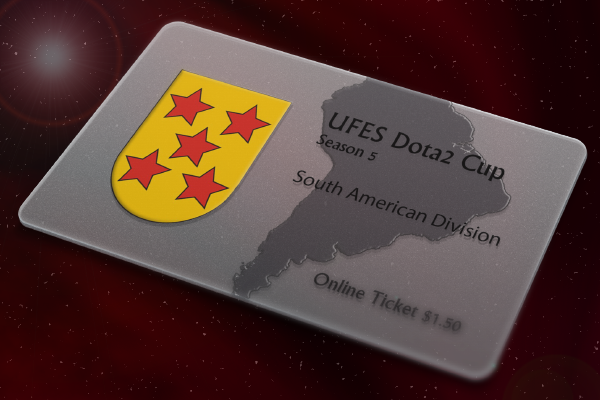 UFES Dota 2 Cup Season 5