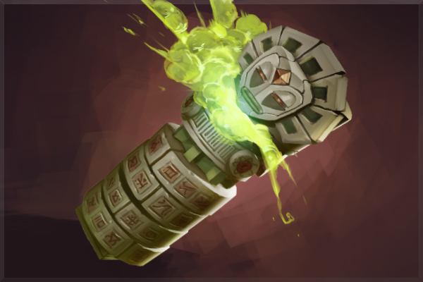 Cosmetic icon Treasure of the Crafter's Relic.png