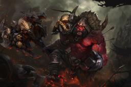 Загрузочный экран: Wrathful Annihilator