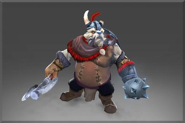 Набор «Frostiron Raider»