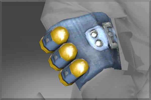 Gunslinger's Bracers