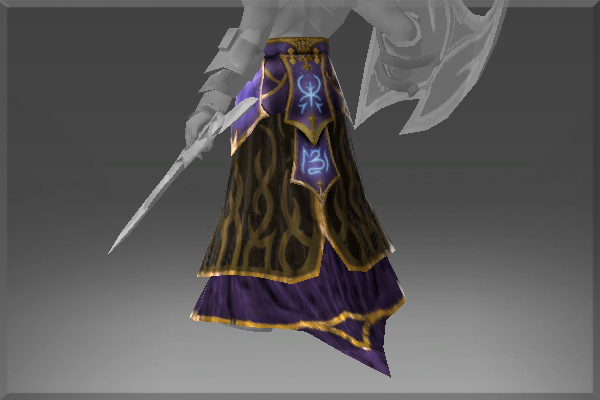 Mantle of the Tribunal