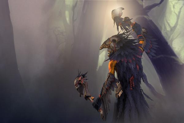 Набор «True Crow»