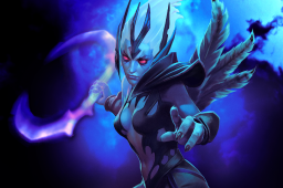 Ascendant Vengeful Spirit Loading Screen