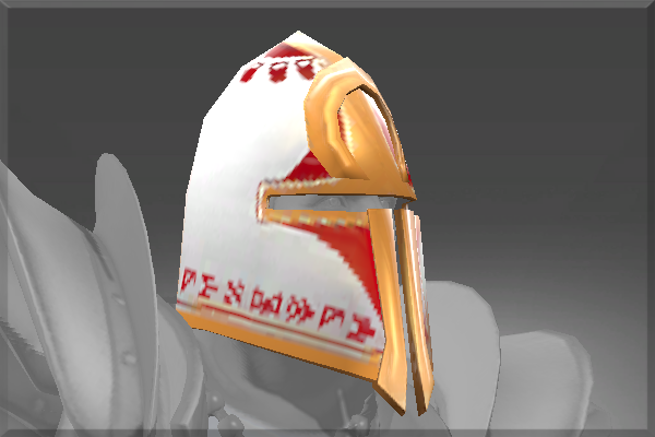 Runed Helm of Valor