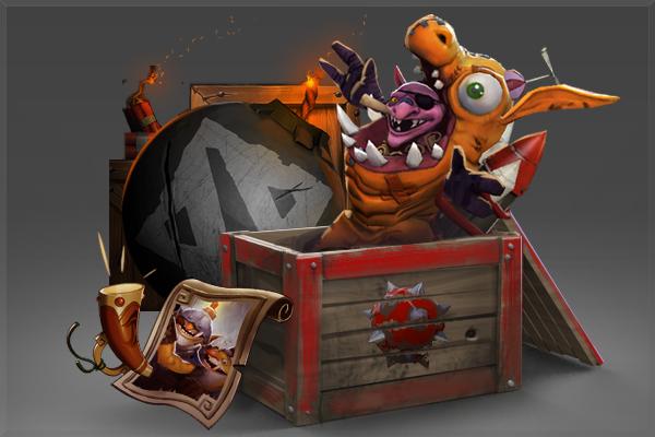 Techies' Bombastic Box