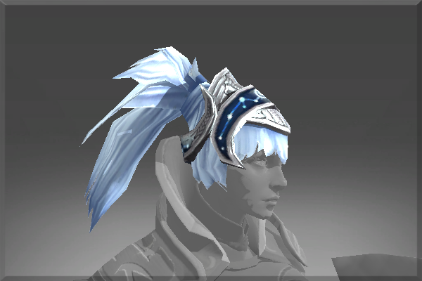 Cosmetic icon Circlet of the Azure Constellation.png