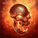 Crown of the One True King Wraithfire Blast icon.png