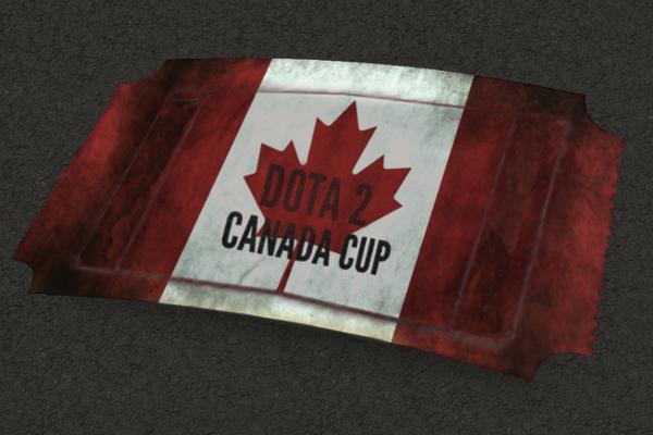 Dota 2 Canada Cup Season 2 (Ticket)