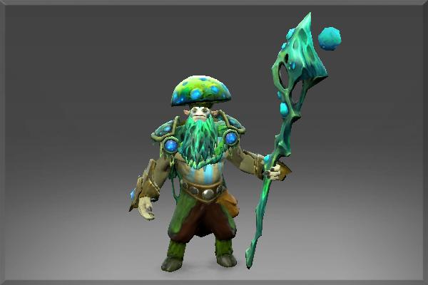 Набор «Fungal Lord»