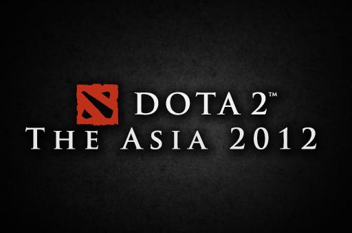 Dota 2 The Asia