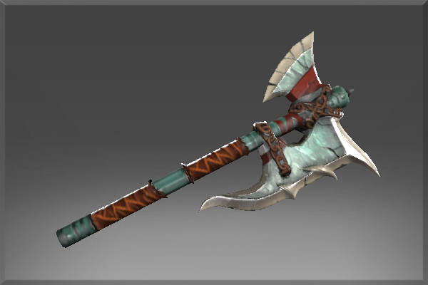 Bloodrage Axe
