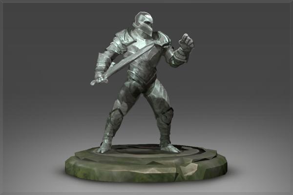 Триумфальная геройская статуя