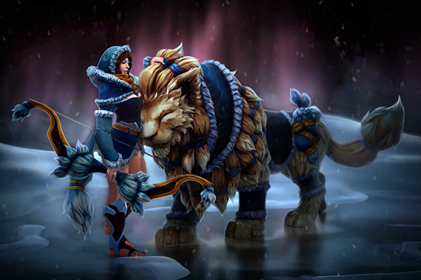 Набор «Snowstorm Huntress»